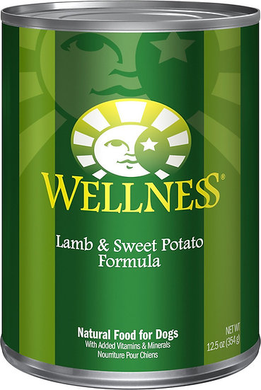 Wellness Complete Health - Lamb & Sweet Potato (12.5oz)