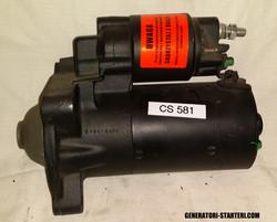 Starteru Remonts CS581
