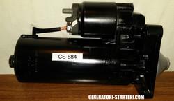 Starteru Remonts CS684