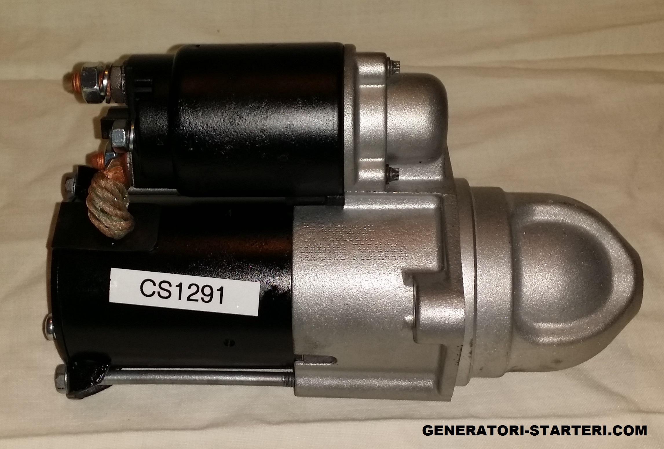 Starteru Remonts CS1291