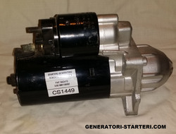 Starteru Remonts CS1449