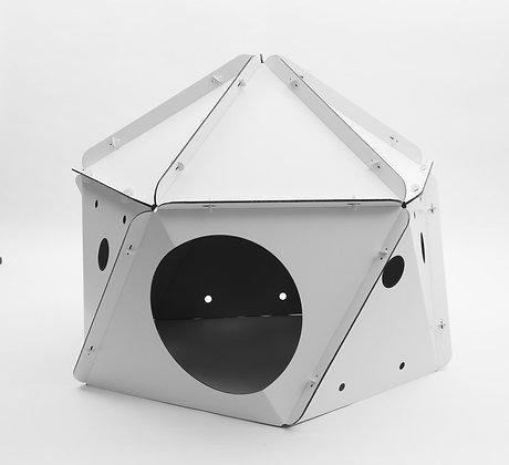 Cardboard Lunar Module