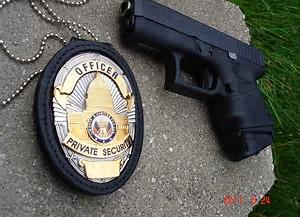 Gun and shield