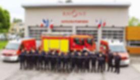 Pompiers St Cyr/St Didier : effectif