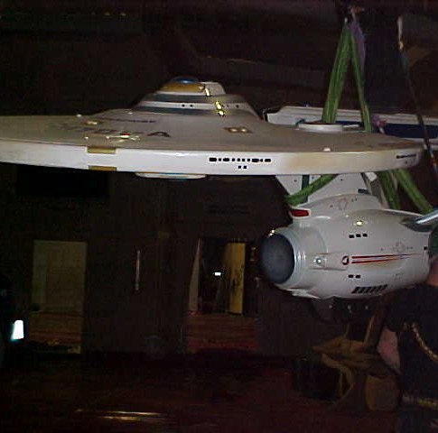 Enterprise A movie model