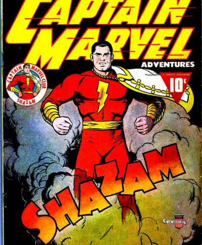 Captain Marvel Comics