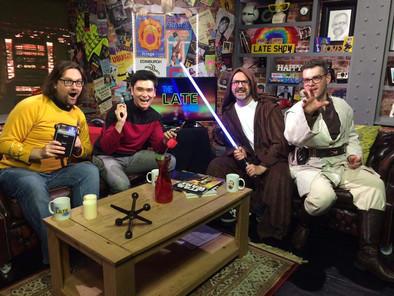 As seen on STV Edinburgh