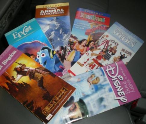 Theme Park Brochures