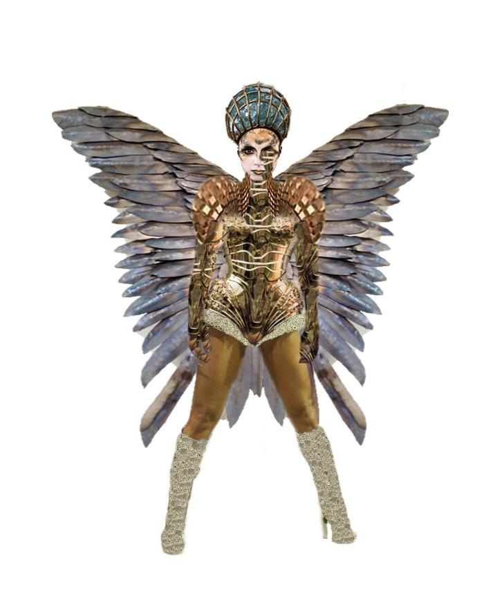 Metal Costume
