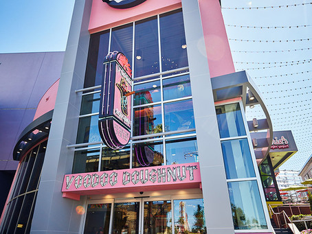VooDoo Doughnut at Universal Orlando's City Walk: Now Open!