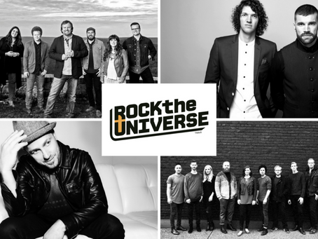 Universal Orlando's, Rock the Universe 2018 Talent Line-Up