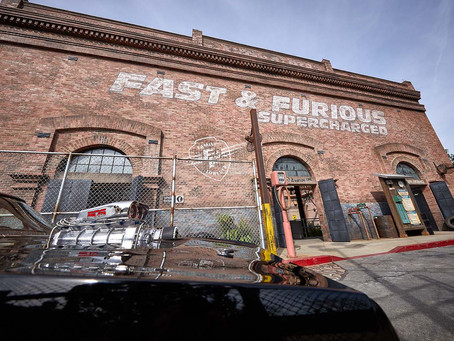 Universal Orlando's Fast & Furious-Supercharged attraction opening May 2nd!