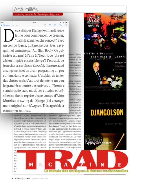 Trad Magazine