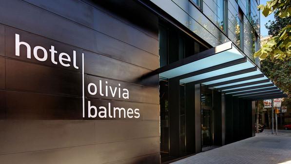Hotel Olivia Balmes   Barcelona