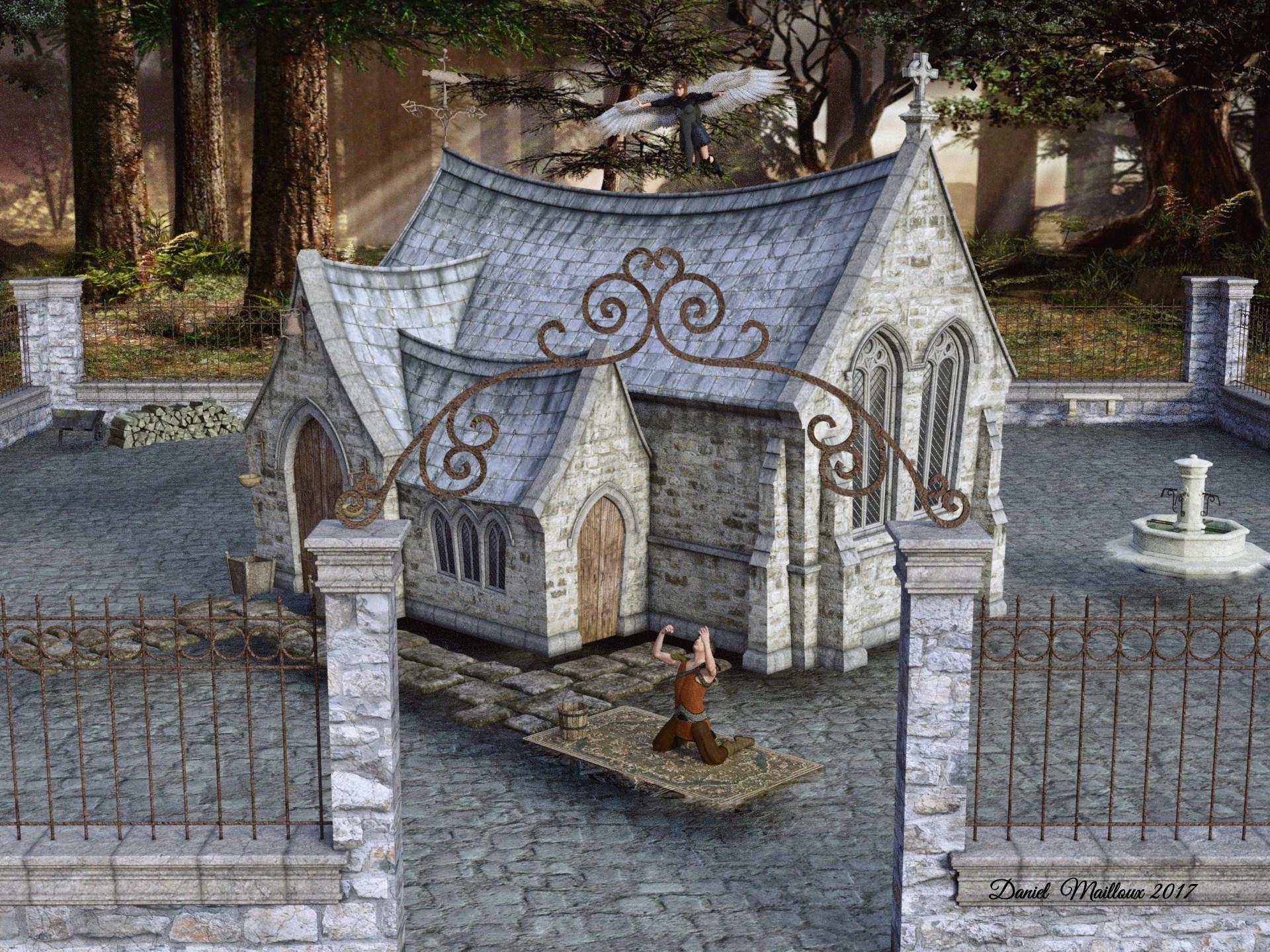 Curious Chapel