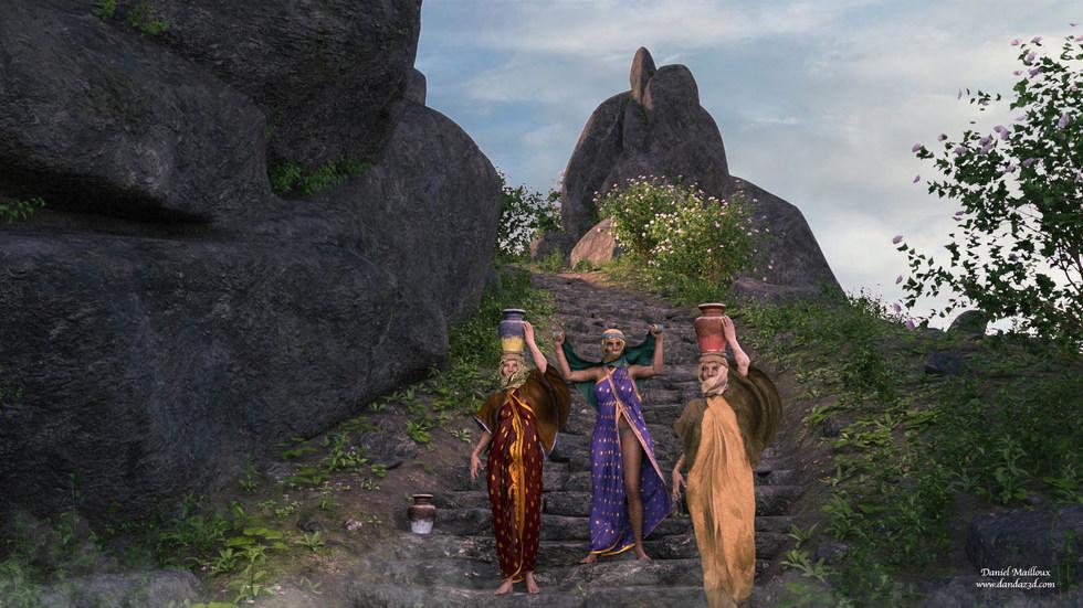 desert robes