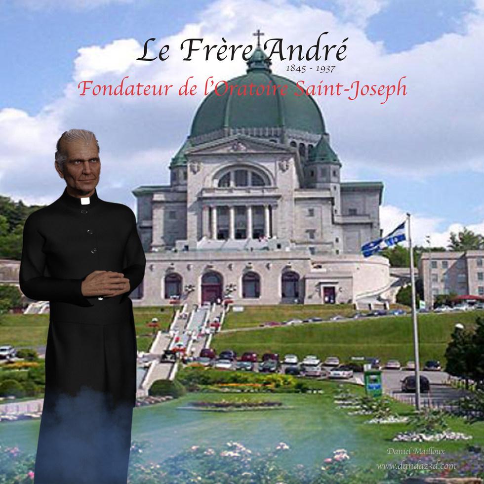Frère André Oratoire