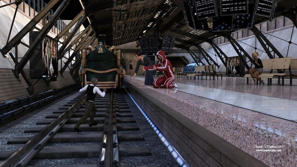 Train station Neo