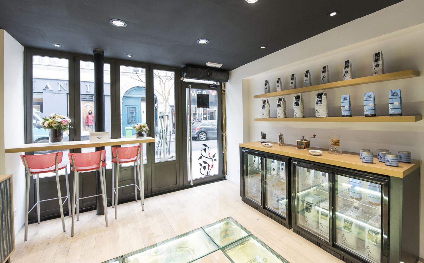 bgv cafeteria paris