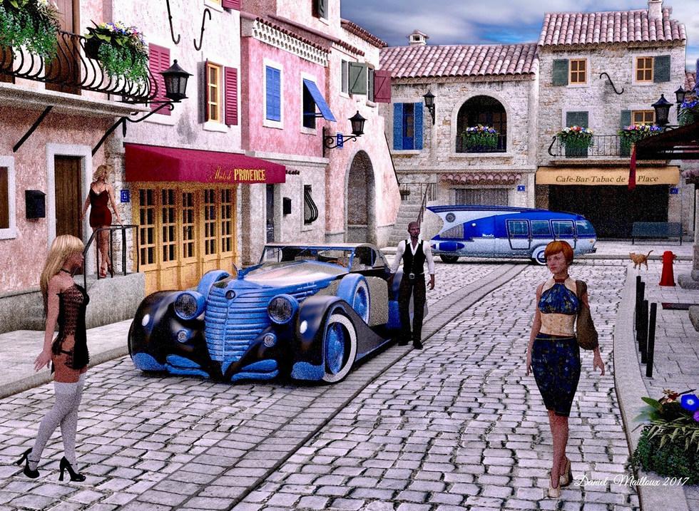 Rues de Provence