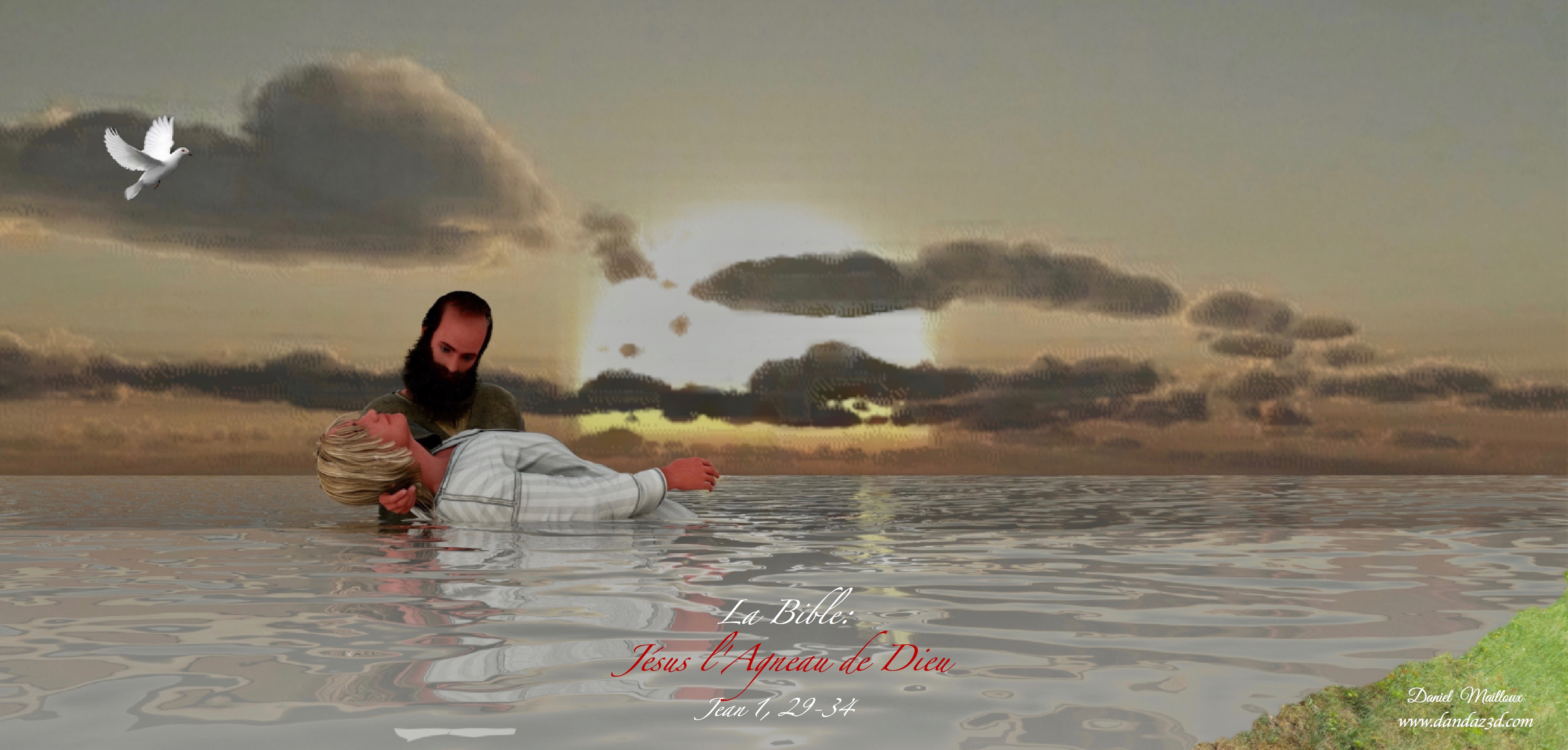 Jésus l'Agneau de Dieu