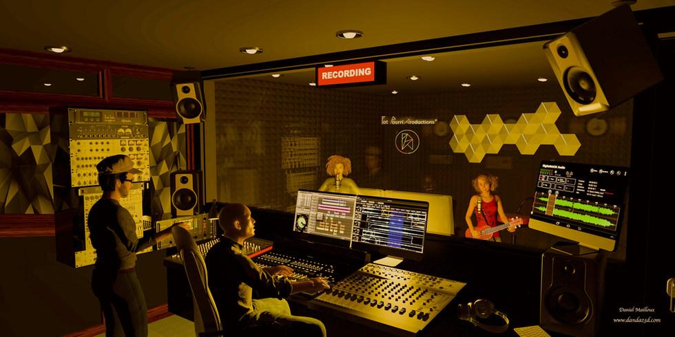 recording studio ppp2