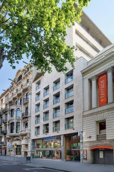 Hotel citadines   Barcelona