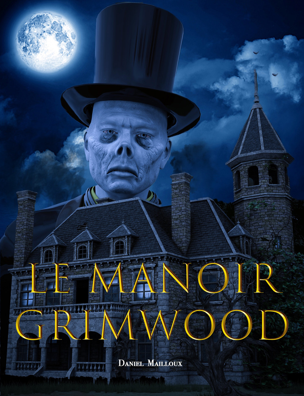 Le manoir grimwood