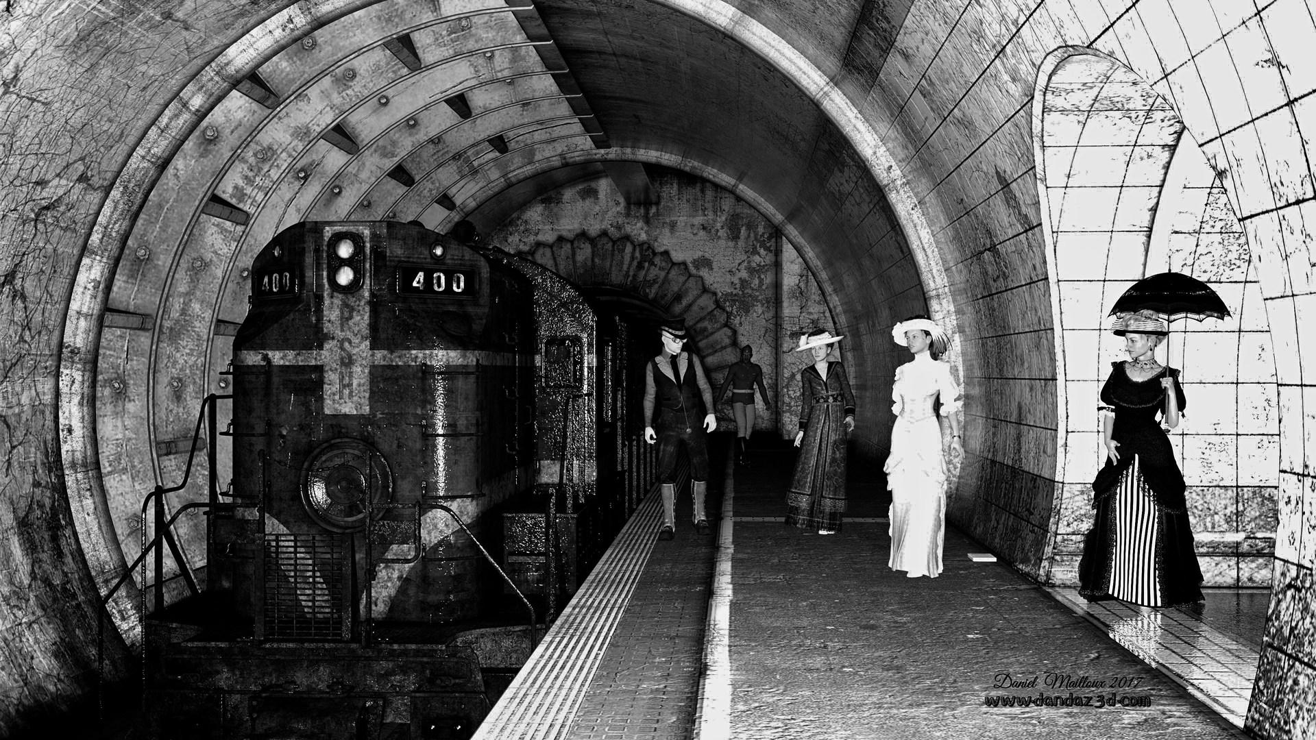 Parkside tunnel wait