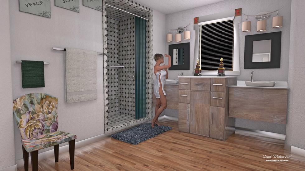 Bathroom beauty