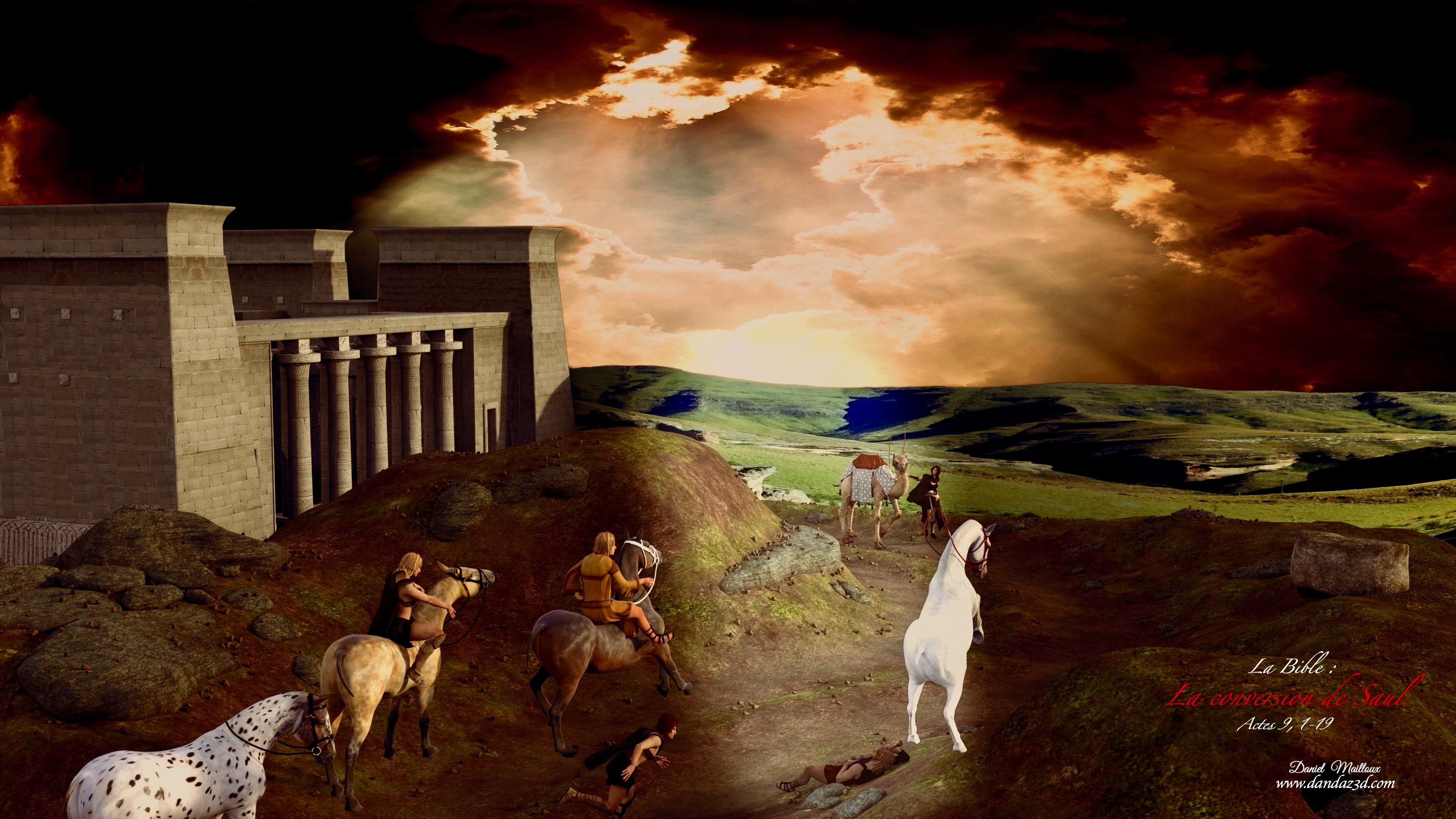 La conversion de Saul