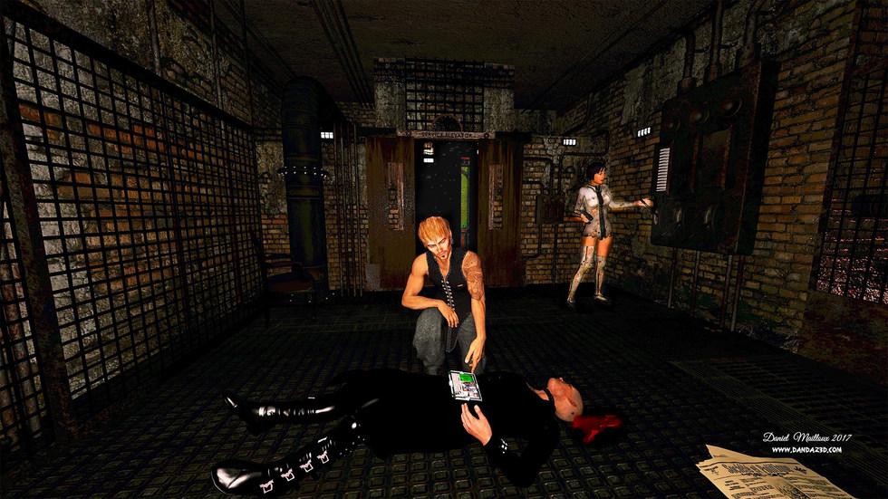 Elevator basement kill
