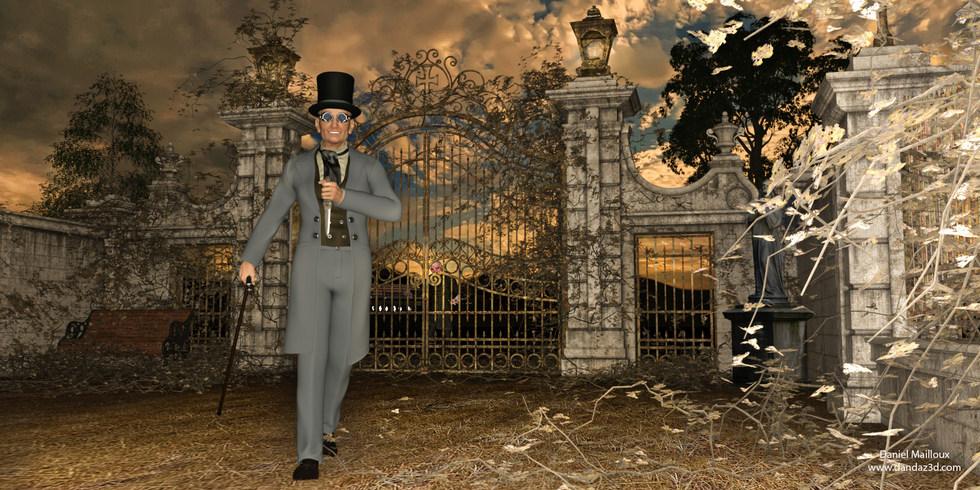 steampunk parkside heath