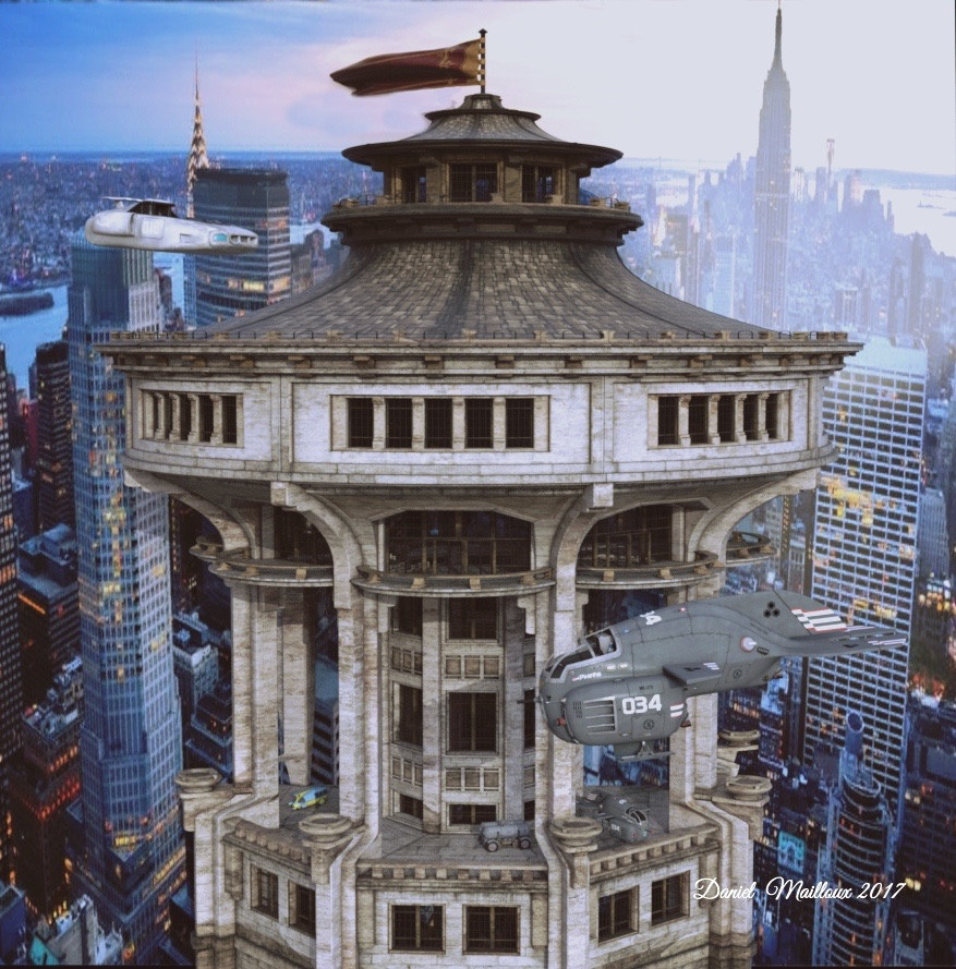New York 2043