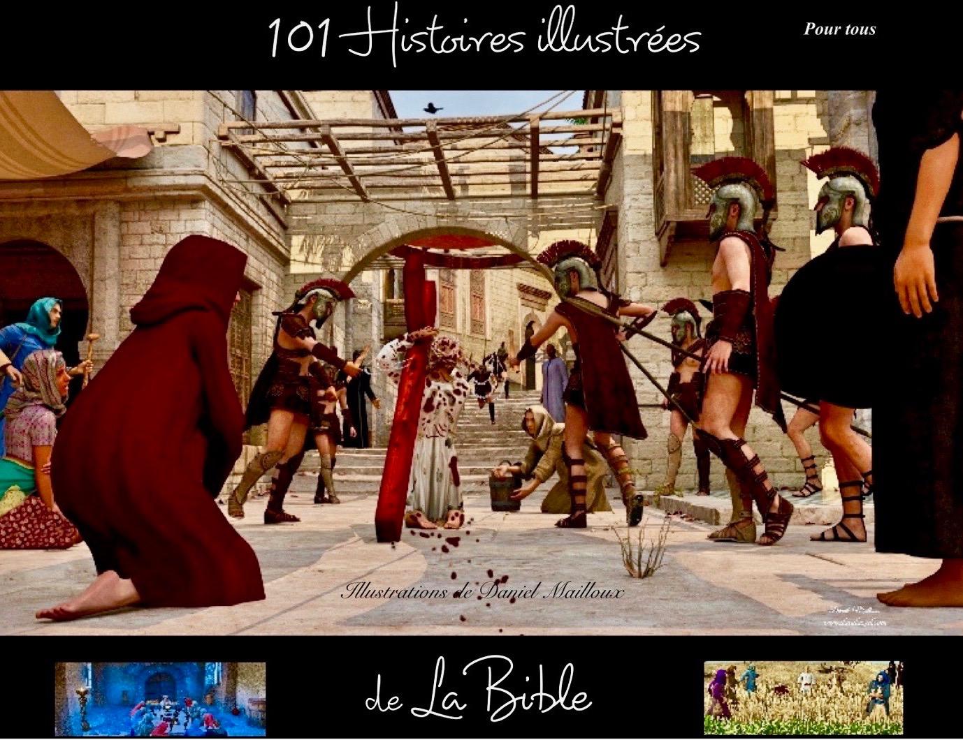 Couverture - 101 Histoires illustrée