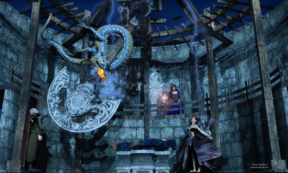 pendulum dragon