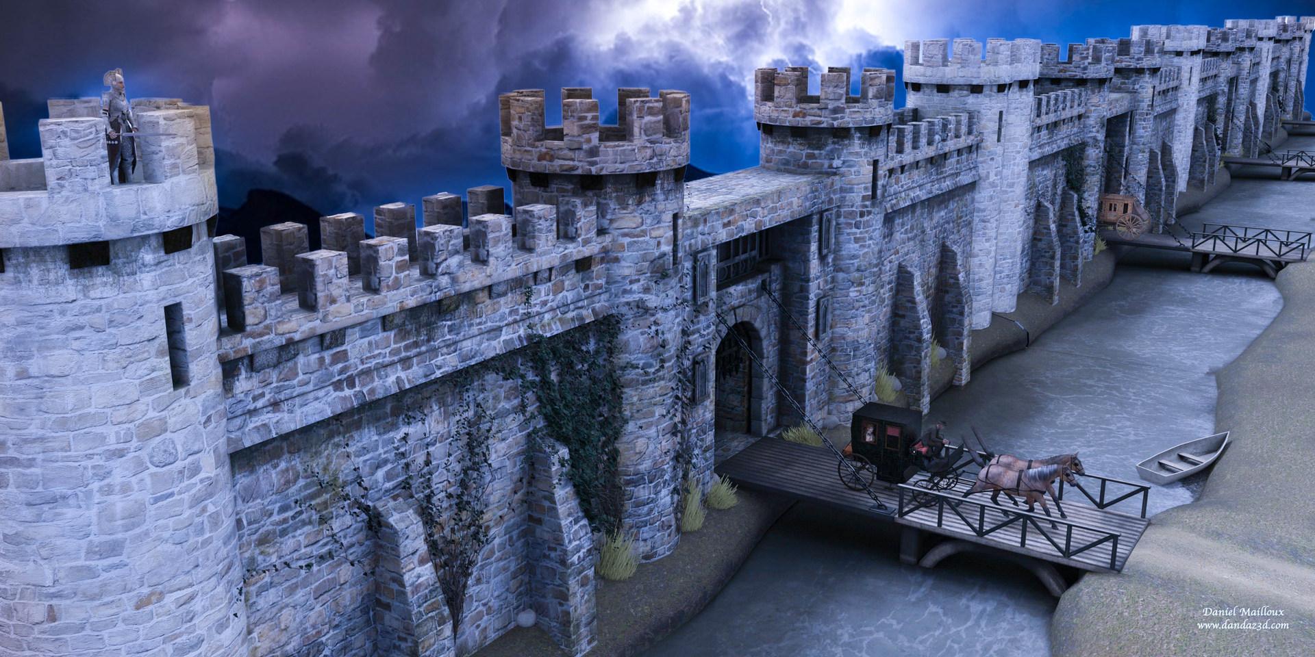 castle x