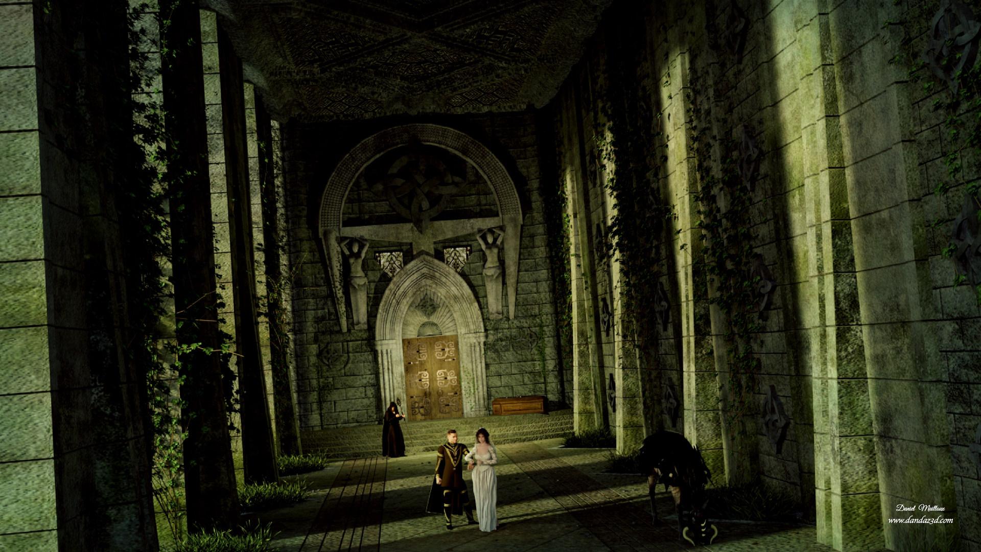 ancient hall