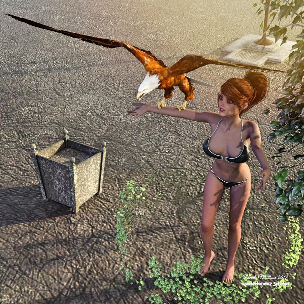 Mika and the Eagle