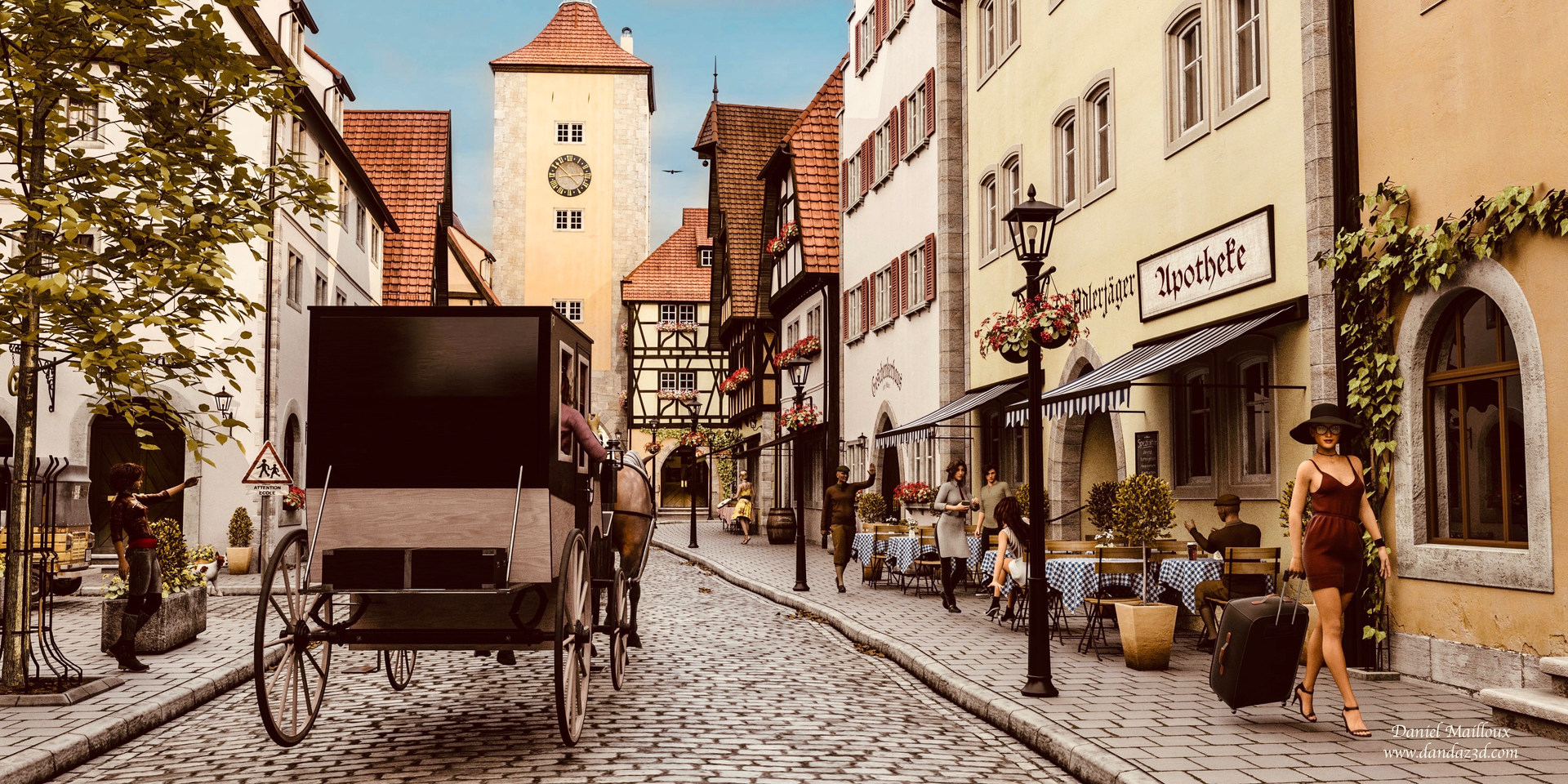harpsburg sparks street
