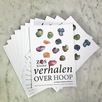 ZES KLEINE VERHALEN OVER HOOP - Boek