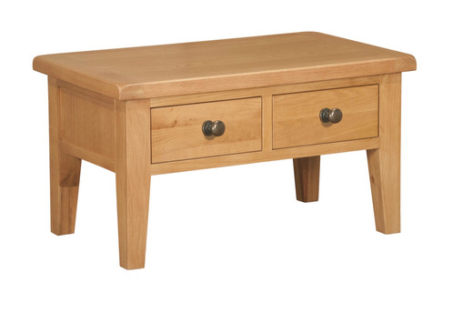 Coffee Table Solid Wood 90 X 55 X50 Cm