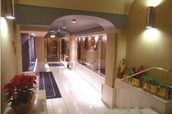 Hotel Centrale Byron reception