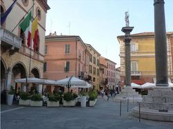 From Piazza del Popolo to the hotel