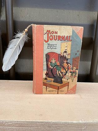 Livre Enfant ancien de collection Hachette 1920