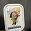 Thumbnail: Plateau publicitaire ancien Lu le biscuit
