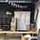 Thumbnail: Grande armoire en bois blanchi patiné