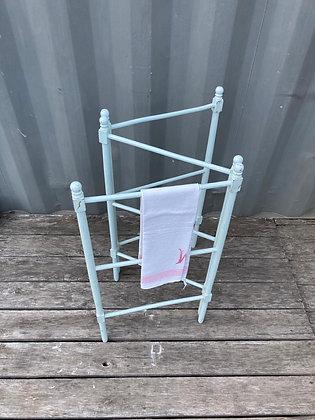 Ancien porte serviettes mint