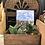 Thumbnail: Caisse en bois publicitaire Poulain
