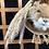 Thumbnail: Décoration murale Lion fait-main